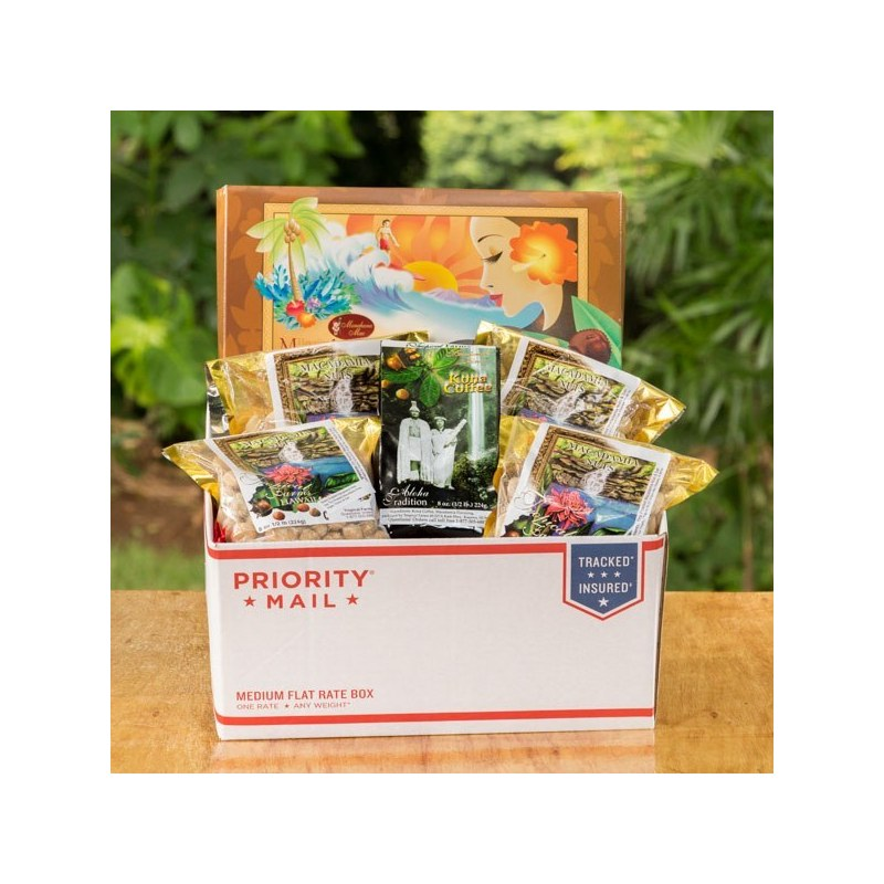 Nuts About You - Gift Basket